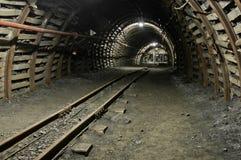 Mina de carvão moderna foto de stock