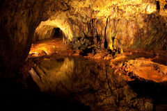 Mina de cobre de Sygun Foto de Stock