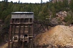 Mina de Colorado Fotos de archivo libres de regalías