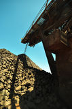 Mina de ferro Foto de Stock Royalty Free