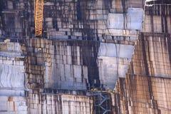 Mina de mármol Foto de archivo libre de regalías