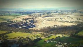 Mina de Melbourne fotografía de archivo