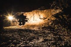 Mina de prata, Tarnowskie cruento, local da herança do UNESCO fotografia de stock