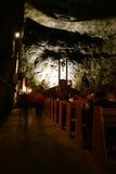 Mina de sal Imagenes de archivo