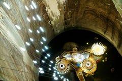 Mina de sal Fotografía de archivo libre de regalías