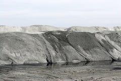 Mina de sal Imagen de archivo libre de regalías