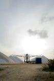 Mina de sal Imagens de Stock