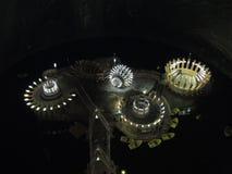 Mina de sal de Turda romania Foto de Stock Royalty Free