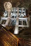 Mina de sal de Wieliczka Fotografia de Stock Royalty Free