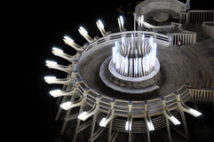 Mina de sal subterráneo en Turda, Rumania Imagen de archivo