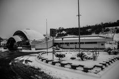 Mina de sal Turda, Salina Turda Fotos de archivo libres de regalías