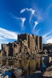Mina del promontorio de Bombo, NSW, Australia Fotos de archivo libres de regalías