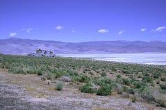 Mina del valle de Owens Fotografía de archivo libre de regalías