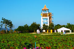 Mina do lignite de Moh em Tailândia Imagem de Stock Royalty Free