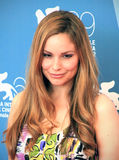 Mina Tander. Poses for photographers at 69th Venice Film Festival on September 8, 2012 in Venice, Italy Stock Photo