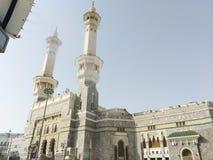 Minaar dello shareef del haram Fotografia Stock Libera da Diritti