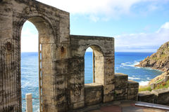 Minack Theatre royalty free stock photography