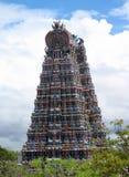 Minakshi hindu temple tower Stock Images