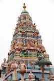 Minakshi Sundareshvara Temple - Madurai - India Royalty Free Stock Photo