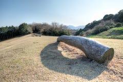 Minamiawaji, остров Awaji, Hyogo, Япония Стоковая Фотография RF