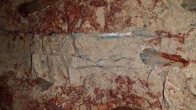 Minando para los ópalos y la vida minera en el NSW interior Opal Fields, Nuevo Gales del Sur, Australia Imagenes de archivo