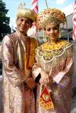 Minangkabau ludzie Zdjęcia Royalty Free