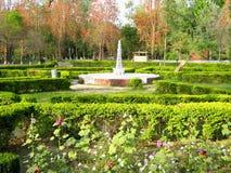 Minar ε Πακιστάν στο Forest Park Changa Manga στοκ εικόνα με δικαίωμα ελεύθερης χρήσης