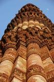 minar qutab Fotografering för Bildbyråer