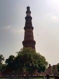 Minar Qutab Royalty-vrije Stock Foto's