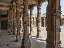 minar qutb του Δελχί Στοκ φωτογραφίες με δικαίωμα ελεύθερης χρήσης
