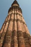 minar qutub του Δελχί Ινδία Στοκ φωτογραφίες με δικαίωμα ελεύθερης χρήσης