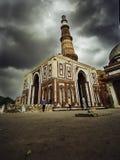 minar qutub 免版税图库摄影