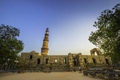 minar qutub στοκ φωτογραφία με δικαίωμα ελεύθερης χρήσης