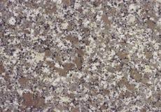 Minaral облицовывает гранит в коричневых и серых цветах Стоковое Фото