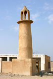 Minarat abbandonato Fotografie Stock Libere da Diritti