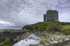 Minard Castle, County Kerry, Ireland Stock Photos