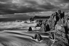 Minard Rocks Royalty Free Stock Images