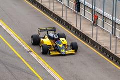 Minardi M/85 F1 car Royalty Free Stock Images