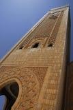 Minaret. Stock Afbeeldingen