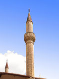 Minaret. Royalty Free Stock Image