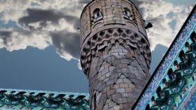 Minaret stock footage