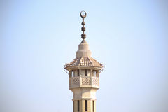 minaret Foto de Stock Royalty Free