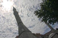 minaret Fotos de archivo