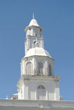 Minaret of The Abidin Mosque in Kuala Terengganu, Malaysia Stock Photos