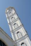 Minaret of The Abidin Mosque in Kuala Terengganu, Malaysia Stock Photography