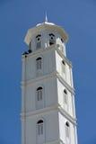 Minaret of The Abidin Mosque in Kuala Terengganu, Malaysia Royalty Free Stock Images
