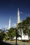 Minaret of Al-Bukhari Mosque in Kedah Stock Photo