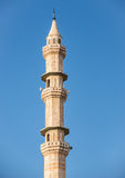 Minaret in Amman Stock Images