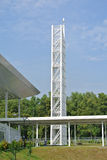 Minaret of Ara Damansara Mosque in Selangor, Malaysia Stock Image