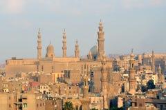 Minaret av moskéer Arkivbilder